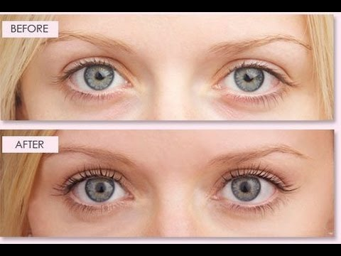 How To Grow Long Eyelashes FAST Naturally (1 week!!!)