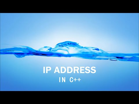 How To Get The IP Address Of Your System In C++