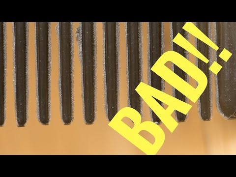 HUGE Beard mistake you're making | Bad vs Good beard combs