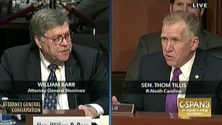 Attorney General Nominee Barr Says Those In Congress Who Want Cannabis Legalized Should Get It Done!