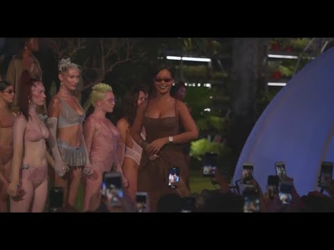Xxx Mp4 The World Of Savage X Fenty FW '18 – OFFICIAL 3gp Sex