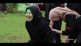 Outbound Fun English First Adults Team Surabaya
