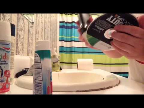 HOW to properly clean deep scratches off a game disc