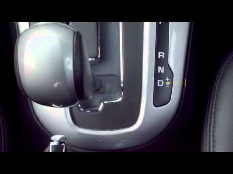 When and how to use driver shift control | Chevrolet India