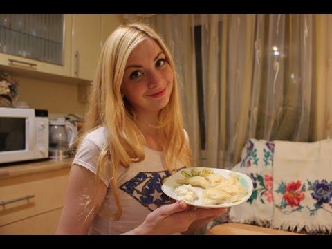 How to cook ukrainian vareniki. Video recipe