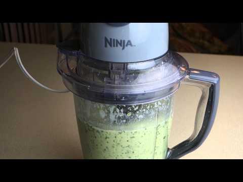 Ninja Master Prep Makes Cilantro Lime Pesto Recipe