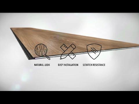 NEW Quick-Step Livyn - A new generation of Luxury vinyl flooring
