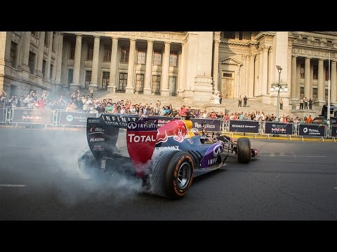 F1 Live & Loud In Lima Peru