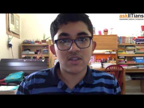 International Rank 1 holder in Olympiad shared his experience of studies with askIITians. Check now