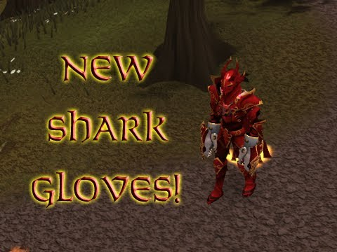 New Shark Fist Gloves! | Stats | How They Look & Attack Stances!