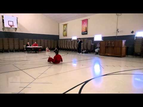 Kalispell Karate Club - Christina Form 7