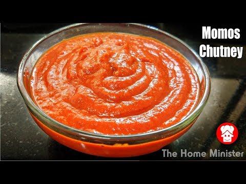 मोमोस का स्वाद दुगुना कर देगी ये चटपटी चटनी - Momos Chutney Recipe in Hindi - Momo ki spicy Chutney