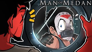 "Man of Medan - ""WE HAVE BEEN KIDNAPPED!"" Ep. 2 (Delirious"