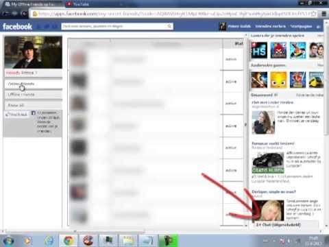 My Offline Friends On Facebook - Who Is Active Offline?