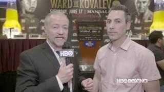 HBO Boxing News: Ward vs. Kovalev 2 Preview (HBO Boxing)