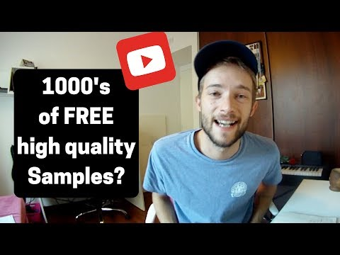 Where to get  FREE High Quality Samples!!