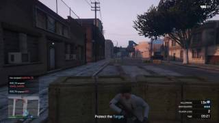 Grand Theft Auto V Bad Timing