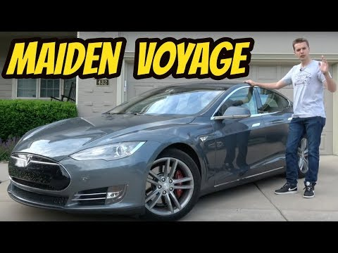 Here's What Happens When Your Tesla Runs Low on Battery Life ***RANGE ANXIETY***