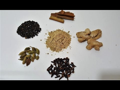 Chai Masala Powder - Secret Ingredient of Flavoured and Aromatic Indian Tea | Winter Special