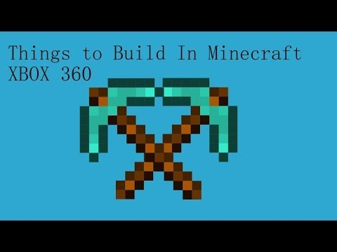 Things to Build in Minecraft Ep. 7 Picnic Table