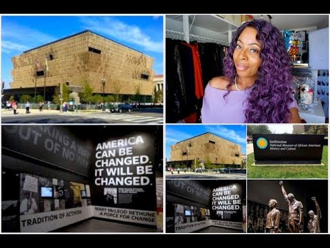 The Smithsonian National Museum of African American History & Culture | VLOG #22