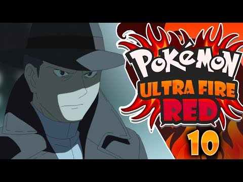 GIOVANNI - POKÉMON ULTRA FIRE RED #10