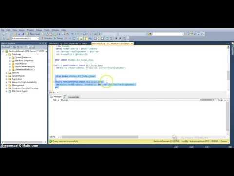 SQL Server Covered Index Part2