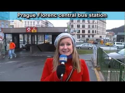 How to travel by bus from Prague to other destinations, Prague transport video guide part 3