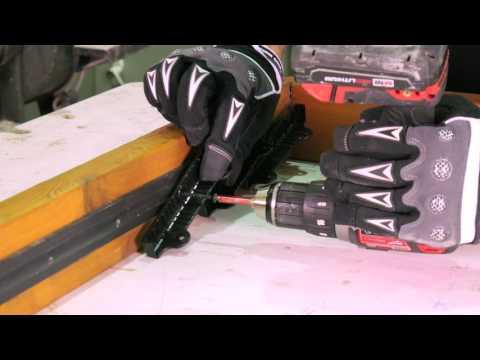 DIY FLEX•fence Fence Tutorial