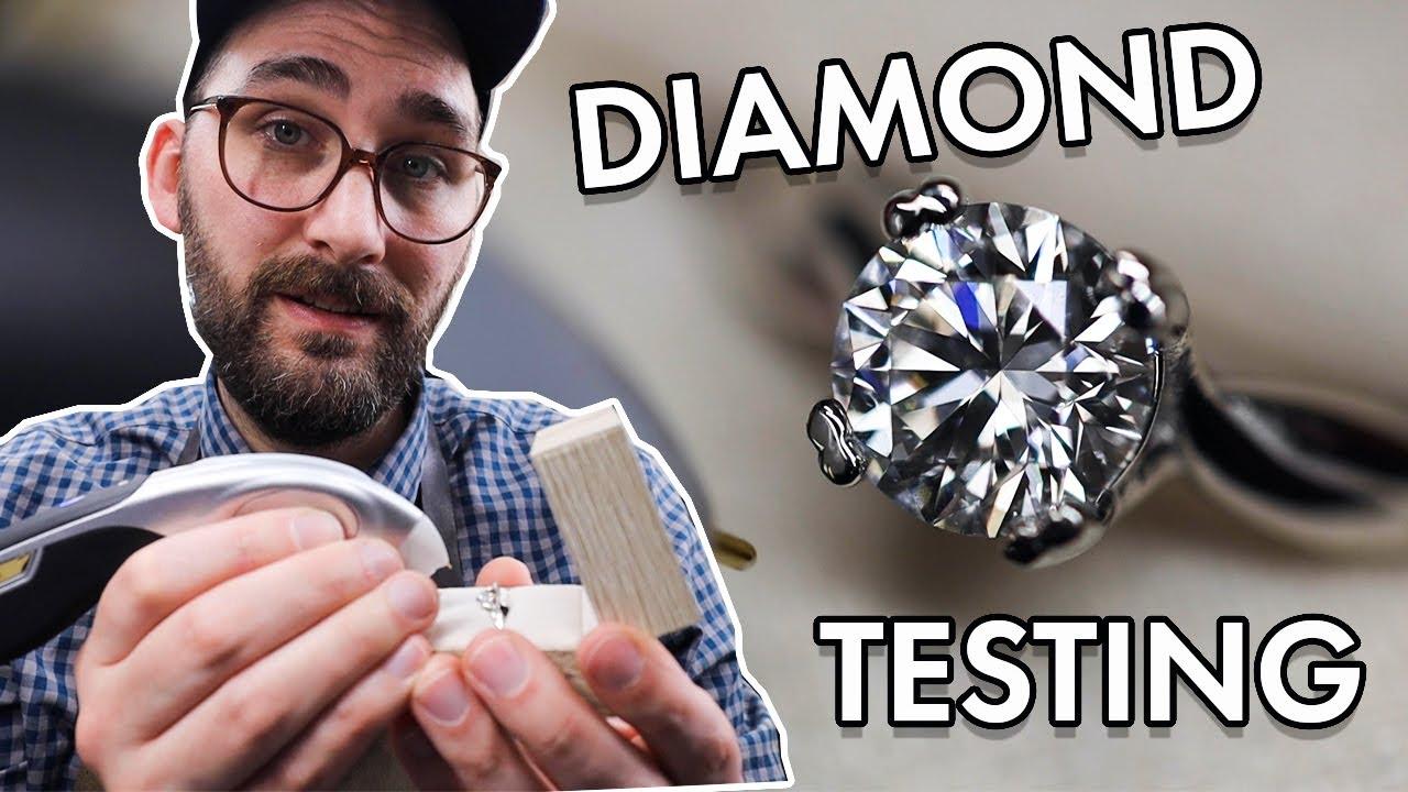 Do Lab-Grown Diamonds Test As Real Diamonds?