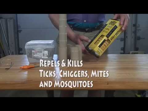 Rid Your Yard of Ticks - Prevent Lyme Disease with Permethrin