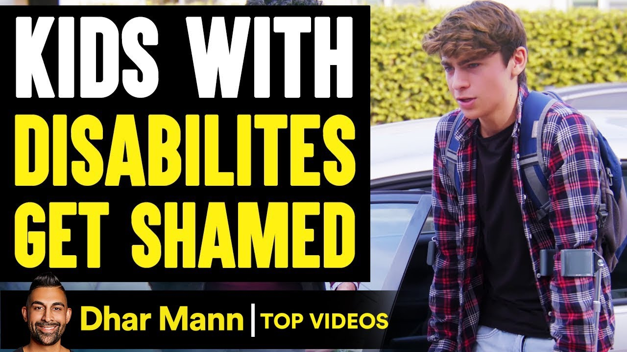 Kids With DISABILITIES Get SHAMED, What Happens Next Will Shock You | Dhar Mann