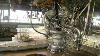 RS-68A ASSEMBLY AND TEST