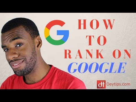 How to get my website on google? | You asked and I answered!