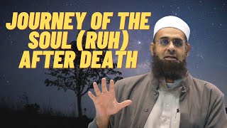 Journey of the Soul (Ruh) after Death | Mufti Abdur-Rahman ibn Yusuf