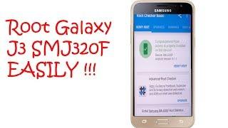 How Root Samsung Galaxy J3 ( 2016 ) J320M / J320F /J320G - PakVim
