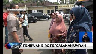 "200 Calon Jemaah Tertipu Biro Umrah ""Bodong"""