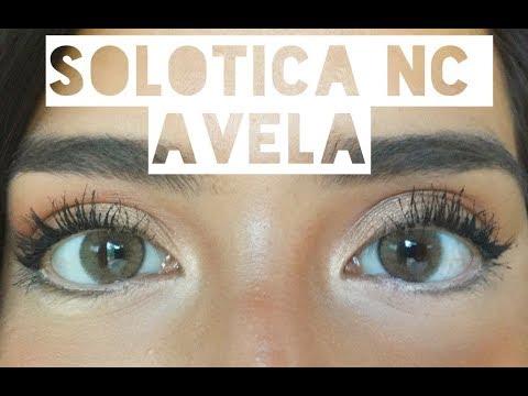 Solotica Natural Colors Avela (Hazelnut) Review