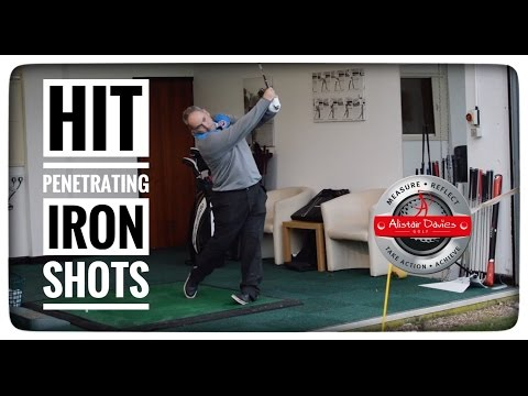 How To Hit Penetrating Iron Shots