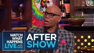 After Show: RuPaul's Favorite 'Drag Race' Lip Sync Battle | #FBF | WWHL