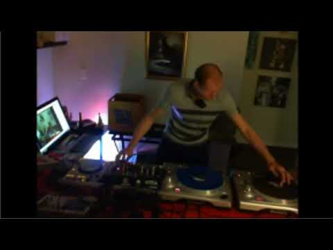 Disinhibition Live with Delta Notch - All Vinyl Drum & Bass - January 19, 2018