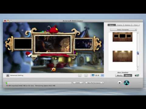 How to Convert WMV to DVD on Mac OS X Lion