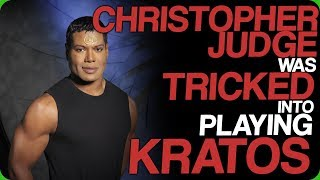 Chris Judge Was Tricked Into Playing Kratos Favourite God Of War Moments