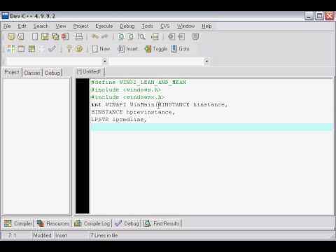 message box(C++)