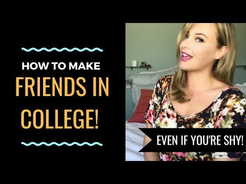 Ask Shallon: How To Reinvent Yourself & Be Popular in College