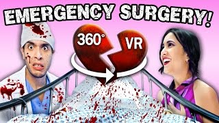 EMERGENCY SURGERY!!! (ft. Brandon Rogers ) ( Last Moments of Relationships #35)