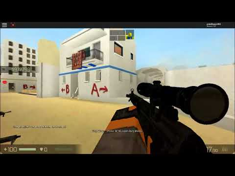 How to change your crosshair in CB:RO