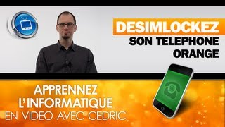 Desimlocker Son Telephone Orange