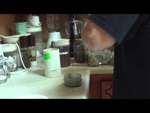 How to encapsulate herbs