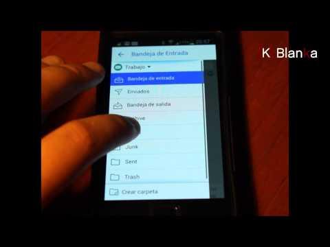 Cómo configurar el correo corporativo en Android